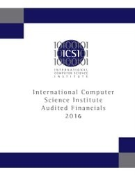 2016 Audited Financial