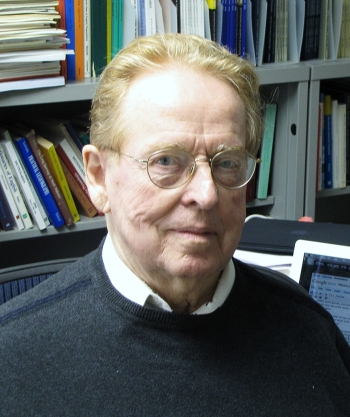 Charles Fillmore, Director of ICSI's FrameNet Project