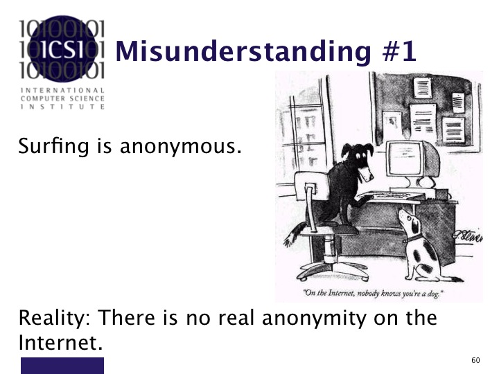 Internet privacy misunderstanding 1