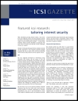 March 2011 ICSI Gazette