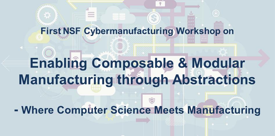 cybermanufacturing workshop