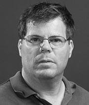 Eric Friedman of ICSI's Algorithms Group