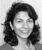 Nikki Mirghafori of ICSI's Speech Group